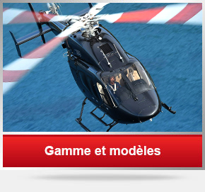 Gamme BELL Helicopter